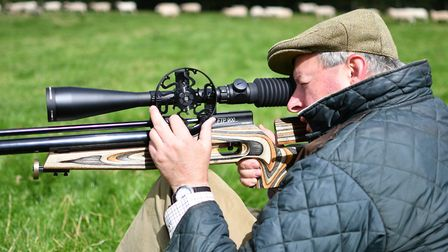 This scope is significantly lighter than many rivals