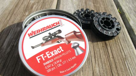 Weihrauch's own FT-Exact worked perfectly with the HW100