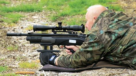 The Daystate Pulsar is a perfect hunting gun and can be used for HFT as well