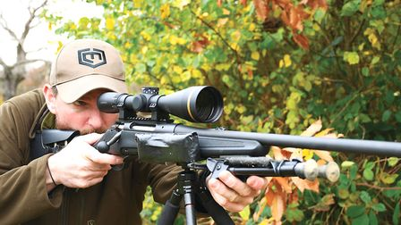 2.Although named Varmint, I found the guns ergonomics showed better stock dimensions for more usual