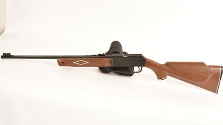 Many a youngster will learn a lot with this rifle whilst having a huge amount of fun in the process