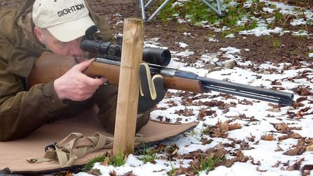 Even slightly damaged pellets can cost points in a HFT shoot