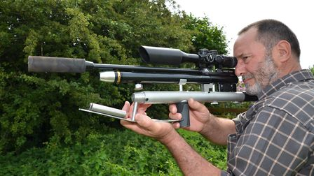 Nev's Air Arms S400 conversion – all clever stuff