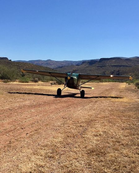 Beyond the PPL: Bush Flying Course