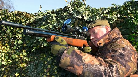 The S400 was designed as a hunting machine