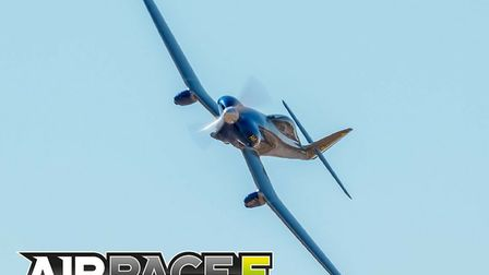 Plans for Air Race E have been revealed (the plane pictured is a current piston-engined F1 air racer