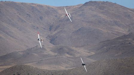 Existing piston-engined F1 air racers - Air Race Events