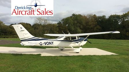 Cessna T182T from Derrick Ings Aircraft Sales