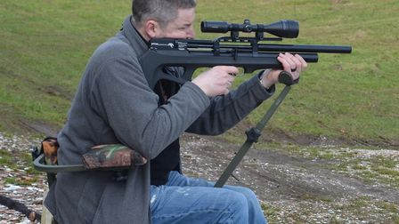 Bullpup-friendly-ish, but elbow misses the rest.