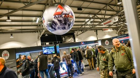 You'll enjoy the global appeal of the Northern Shooting Show.