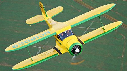 Owner report: Beech 17S Staggerwing