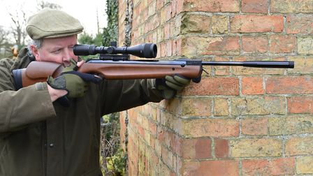 The Walther Master Pro is a top-class spring rifle