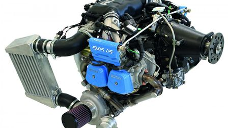 Rotax 915 iS aircraft engine