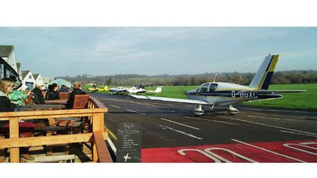 The Pilot's Hub viewing platform has proved tremendously popular with visitors