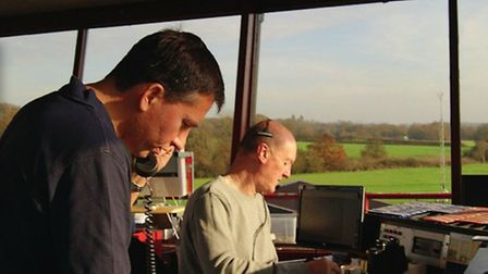 SATCO and Deputy SATCO in Redhill's modern, well-equipped tower