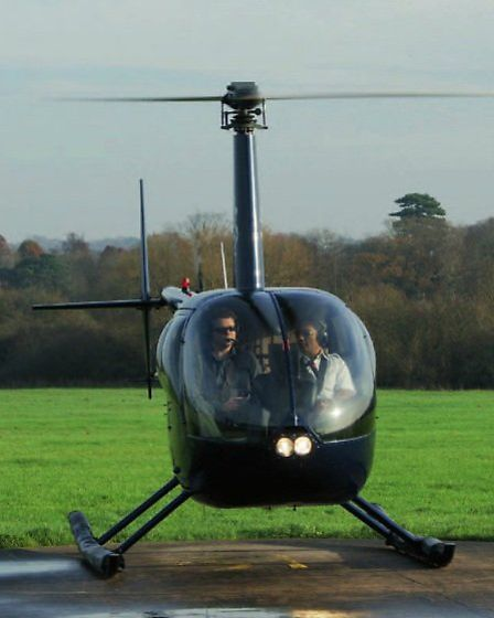 A number of companies offer helicopter flight training; a throwback to when Bristow was based here