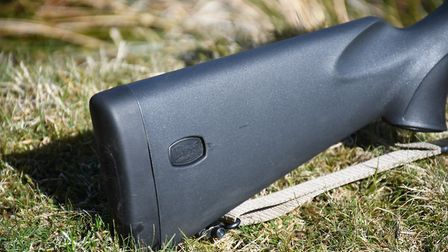 14. I wonder if Mauser will make extra recoil pads in differing thicknesses for shooters of differen