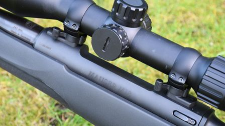 19. I liked the Hexalocks but Hope a Picatinnny rail is available for night vision mounting