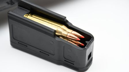 29. Mauser's well proven magazine deign feeds and functions flawlessly and quietly