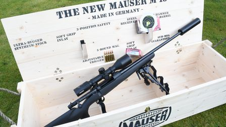 6. Sadly, they don't all come with a `coffin`, but in a world of PR and advertising, Mauser really g