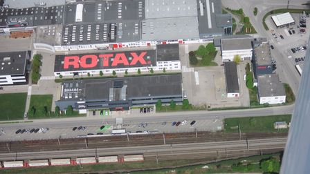 Rotax factory