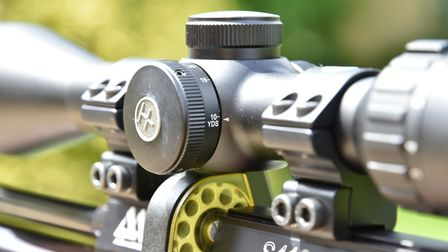 Parallax adjustment is vital for any airgun scope