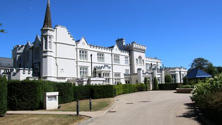 For sale: Luxury apartment on gated private estate in Kingswood, Surrey
