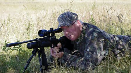Off the bipod the accuracy is superb
