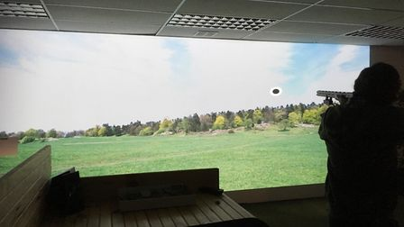 SSH PRODUCTS SHOOTING SIMULATOR