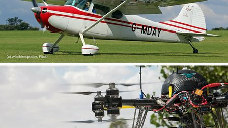 Drone flyers and GA community to come together for 2018 LAA Rally at Sywell Aerodrome