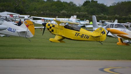 Pitts.S.2S Special at Sywell, N'hants (c) Alec Wilson, Flickr (CC BY 2.0)