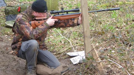 Wather LGVs are very popular with HFT shooters and hunters