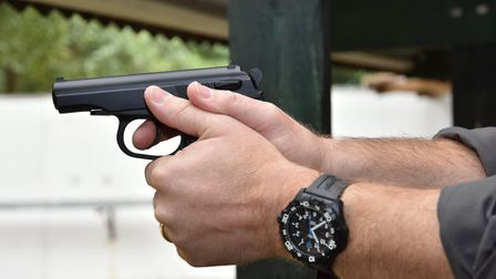 An excellent trigger makes this pistol stand out from a busy crowd
