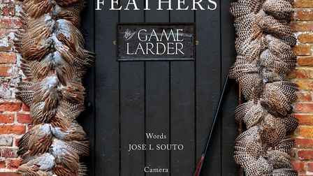 ssh october products book feathers the game larder
