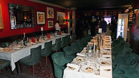 The Eat Game Awards 2018 were held at the beautiful Boisdale of Canary Wharf on October 9