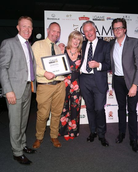 Trult Traceable won Best Added Value Product at the Eat Game Awards 2018