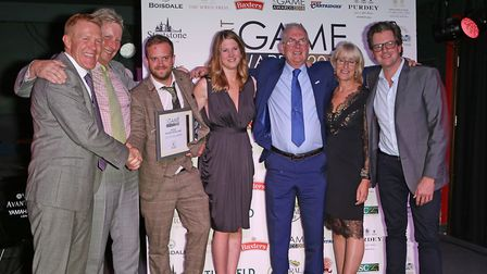 The Sutton Gamekeeper won Best Pub at the Eat Game Awards 2018