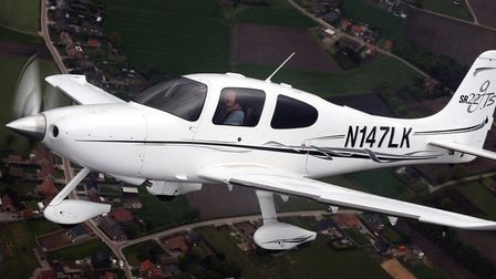 Equity shares available for 2006 Cirrus SR22