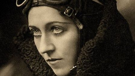 Amy Johnson Memorial Airshow at Herne Bay, Kent on August 15