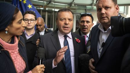 The police are investigating claims that Arron Banks - a former UKIP donor and ally of Nigel Farage