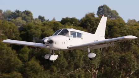 Piper PA-28 (c) joolsgriff, Flickr (CC BY 2.0)
