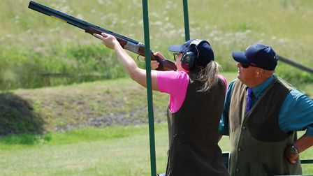 A wonderful selection of gifts perfect for ladies that love their shooting!