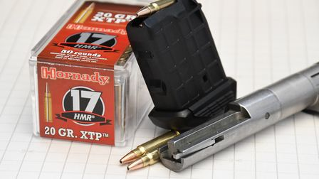 8. The magazine design and subsequent ammunition feed into the chamber were of the highest standard