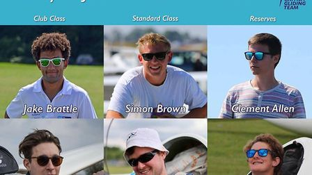 TEAM GB ANNOUNCES JUNIOR PILOTS TO COMPETE IN GLIDING WORLD CHAMPIONSHIPS