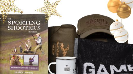 Your chance to win this cool Christmas bundle of shooting goodies!