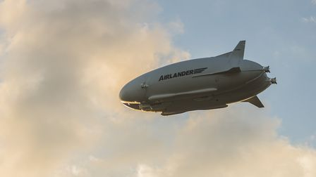 Airlander (c) Jules, Flickr (CC BY 2.0)