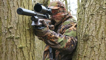These are proper hunting guns that can take the work in the field