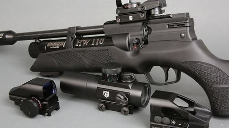 Easy to fit, simple to use, fast and affordable - these Nikko Stirling red-dot sights could be just