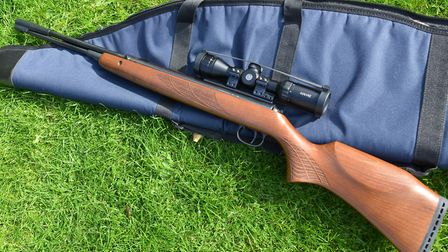 Diana's 430L is a stylish sporting rifle