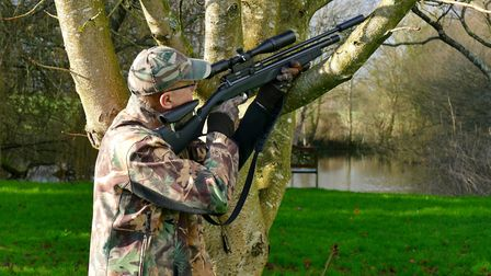 Hunters will always find a rest for maximum stability. HFT shooters dont always have this luxury